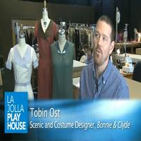 STAGE TUBE: BONNIE & CLYDE at La Jolla Playhouse Interview with Scenic & Costume Designer Tobin Ost