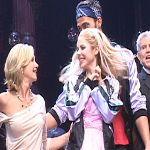 BWW TV: Xanadu Opening Night Curtain Call
