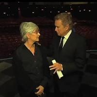 STAGE TUBE: Regis Performs with COME FLY AWAY