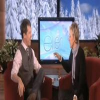 STAGE TUBE: Sean Hayes Returns to The Ellen Show After Four-Year Absence