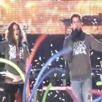 STAGE TUBE: Canadian Cast of ROCK OF AGES Performs on New Year's Eve Part 1