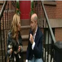 Stage Tube: LEND ME A TENOR's Stanley Tucci Visits TALK STOOP and THE CBS EARLY SHOW