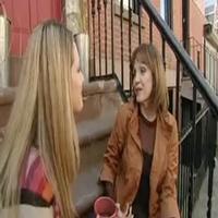 STAGE TUBE: LOOPED's Valerie Harper on 'Talk Stoop'
