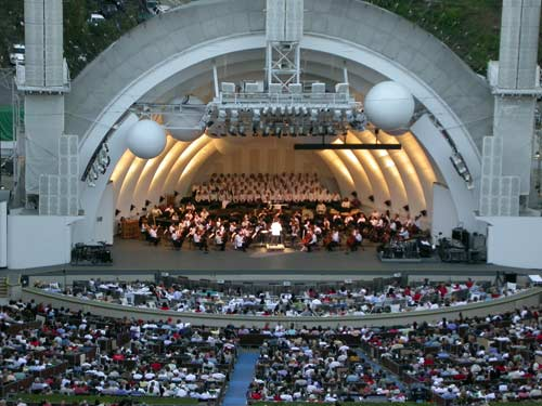 Disney symphonic legacy with john mauceri and hollywood for Hollywood bowl terrace 5