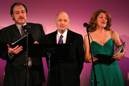 Photo Coverage: Applause for the Golden Boy - The Music of Charles Strouse