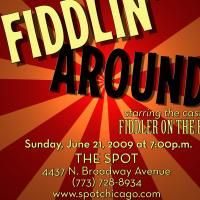 Cast Of FIDDLER ON THE ROOF Present FIDDLIN' AROUND To Benefit BC/EFA 6/21
