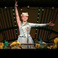 Katie Rose Clarke Begins Performances as Glinda in WICKED 1/14/2010