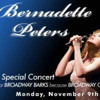 Broadway Cares / Equity Fights AIDS Offers Bernadette Peters 'Broadway Diva Package'