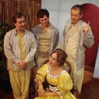Photo Flash: MY THREE ANGELS At Attic Playhouse