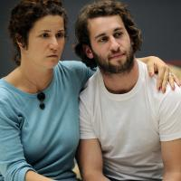 Photo Flash: Goodman Theatre's HIGH HOLIDAYS Rehearsals