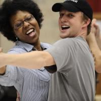 Photo Flash: Goodman Theatre's A CHRISTMAS CAROL In Rehearsal