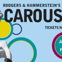 Alexandra Silber Joins Robert Patteri In Reprise Theatre Compay's CAROUSEL