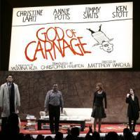Photo Coverage: The New Cast of GOD OF CARNAGE Debuts!