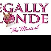 Omaha's Orpheum Theater Presents LEGALLY BLONDE 4/27-5/2