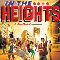 IN THE HEIGHTS Opens 11/10 At The Fox Theatre