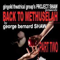 Project Shaw Presents BACK TO METHUSELA Part II 10/19
