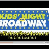 14th Annual Kids Night On Broadway To Promote Broadway Green Alliance