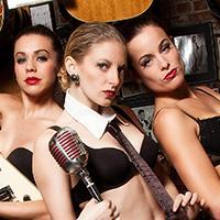 Photo Flash: Women of ROCK OF AGES Calendars Now Available