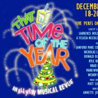Rehearsals Begin Today For THAT TIME OF YEAR