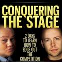 'Conquering The Stage' Class With Anderson & Cease At Comedy Works 6/5-6