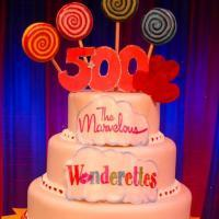 Photo Flash: THE MARVELOUS WONDERETTES Celebrates 500 Performances