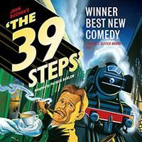 London's THE 39 STEPS Welcomes New Cast 7/13