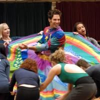 Photo Flash: Bean & Osmond In Rehearsal For Pittsburgh CLO's JOSEPH
