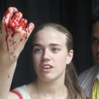 Photo Flash: MACBETH at Lime Kiln, Opens 7/30