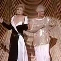 STAGE TRIBUTE: Angela Lansbury and Bea Arthur Sing 'Bosom Buddies'
