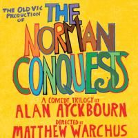 Old Vic's THE NORMAN CONQUESTS Featured In NY Times & Wall Street Journal
