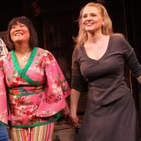 AVENUE Q's Harada, Larsen And Kate Monster Perform Live On CW11 Morning News 7/9