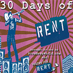 30 Days of RENT on BroadwayWorld.com: Day 3