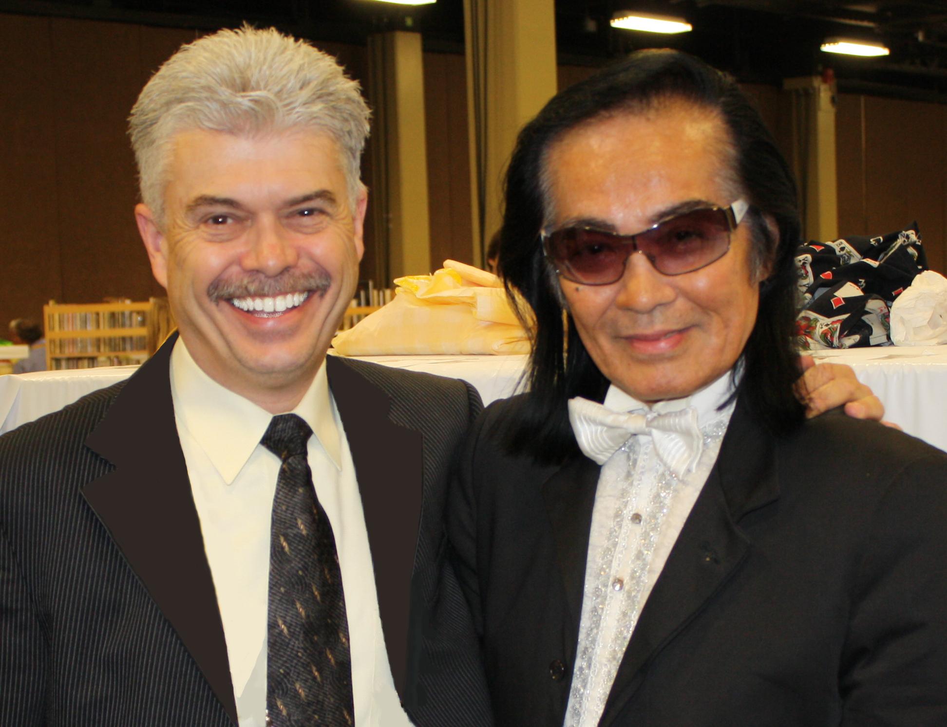 Magician BJ Hickman Featured At Magicians' Convention Honoring Shimada