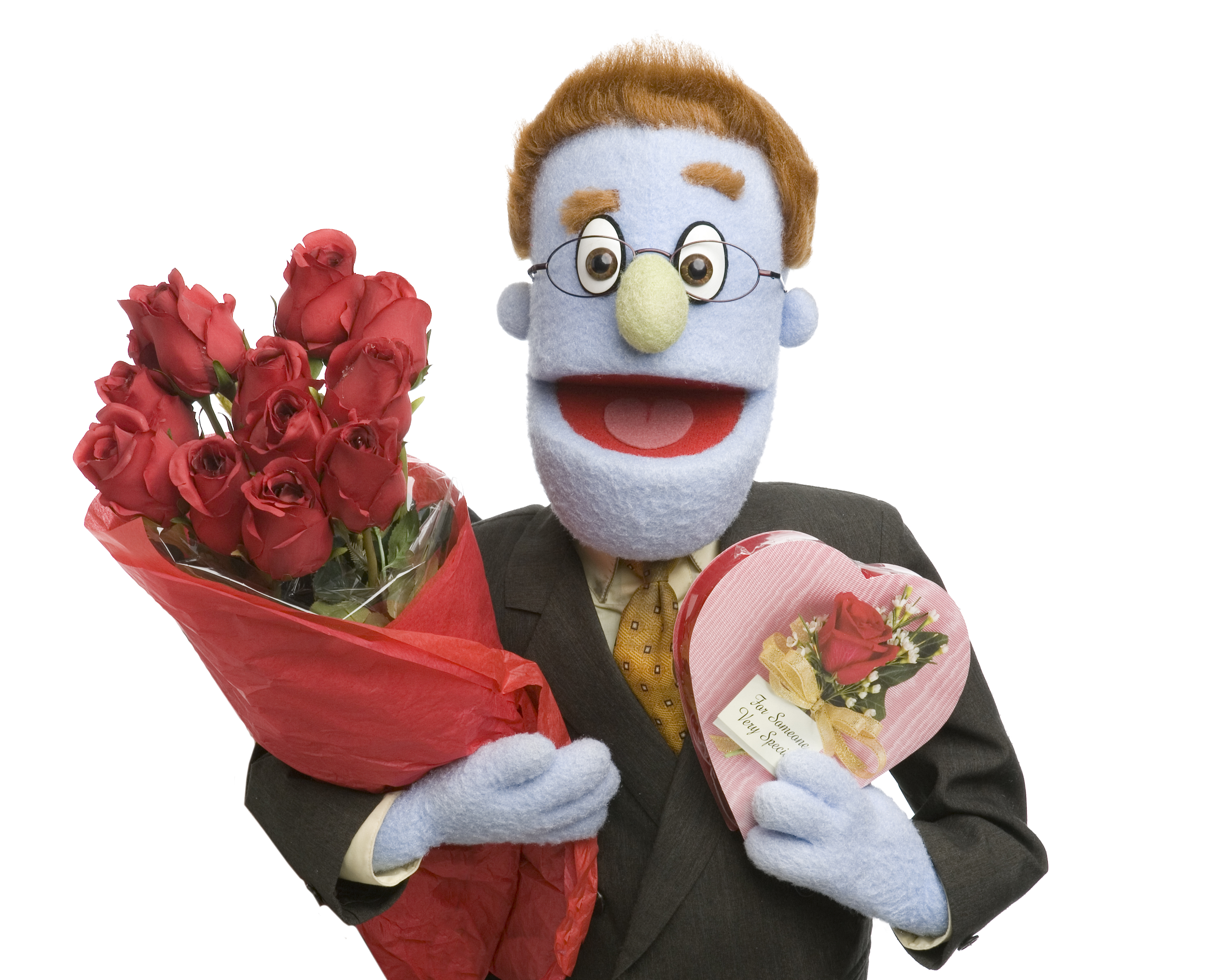 AVENUE Q celebrates Valentine's Day At New World Stages