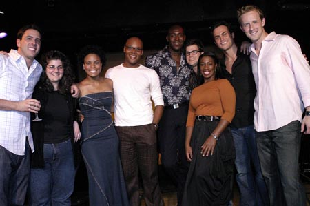 Photo Coverage: All Shook Up at Monday Nights, New Voices