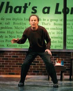 Billy Crystal's 700 Sundays:  Yes, But Is It Performance Art?