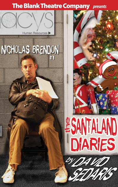 The Blank Theatre Co's Sold Out SANTALAND Adds Shows, Runs Through 12/20