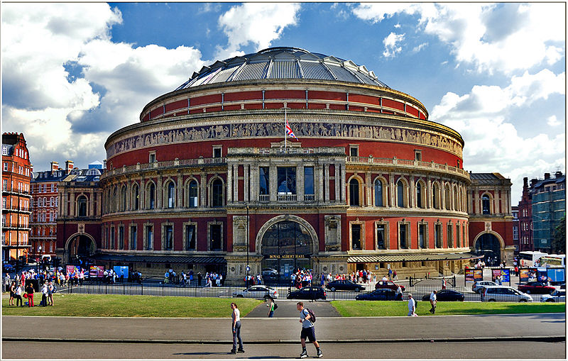 Royal Albert Hall Announces Their May 2009 Listings