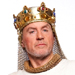Photo Preview: Alan Dale as King Arthur in 'Spamalot' UK