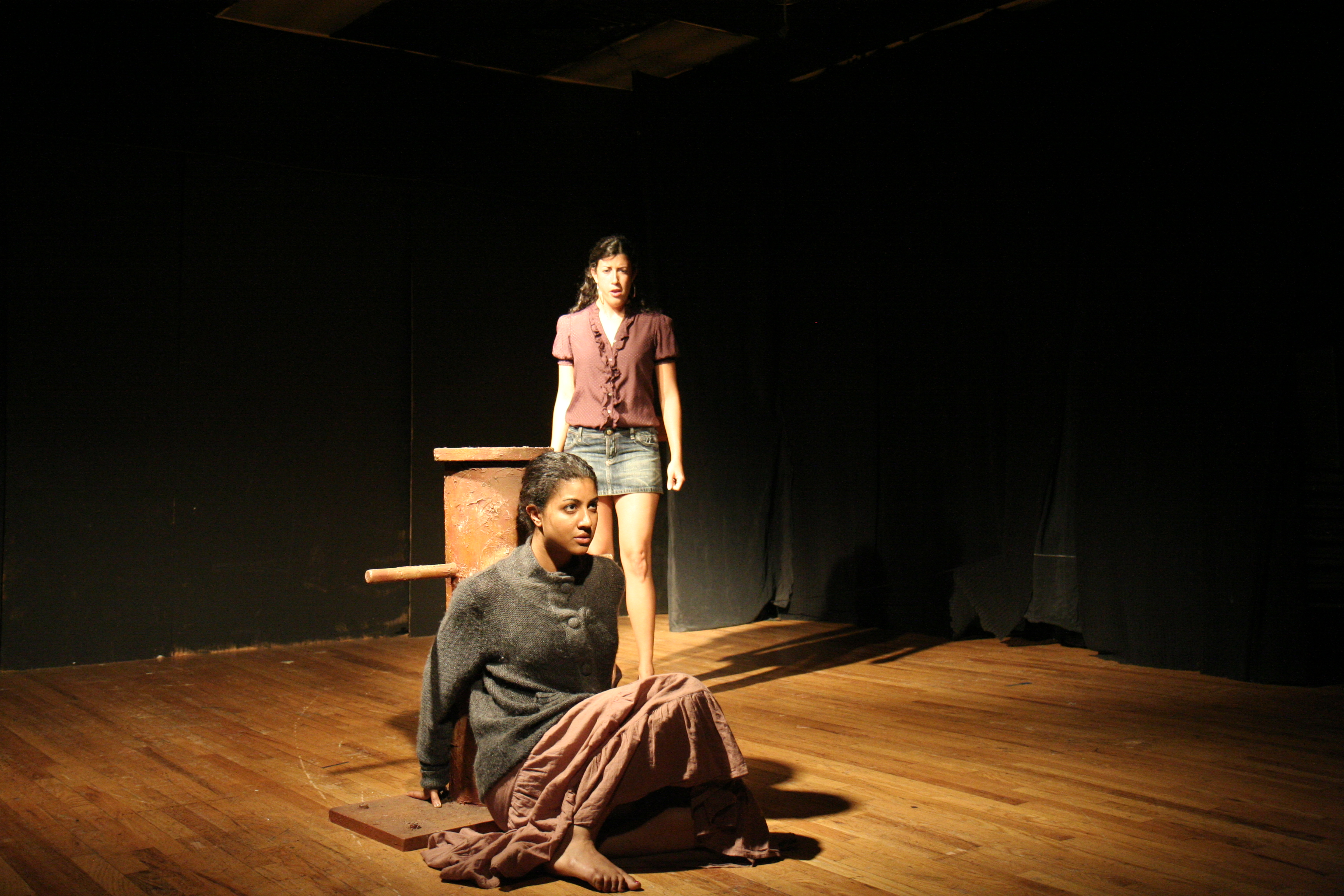 Full of Noises Presents Euripides' ANDROMACHE: A New Version by Jesse Alexander Myerson at the Workmen's Circle 10/25