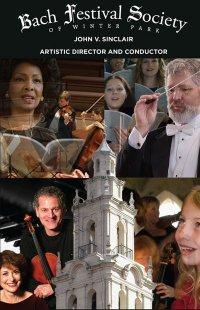 The Bach Festival Society Celebrates Mendelssohn's Birth With ELIJAH 10/25