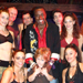 Photo Flash: Ben Vereen Visits Mayumana's 'Be'
