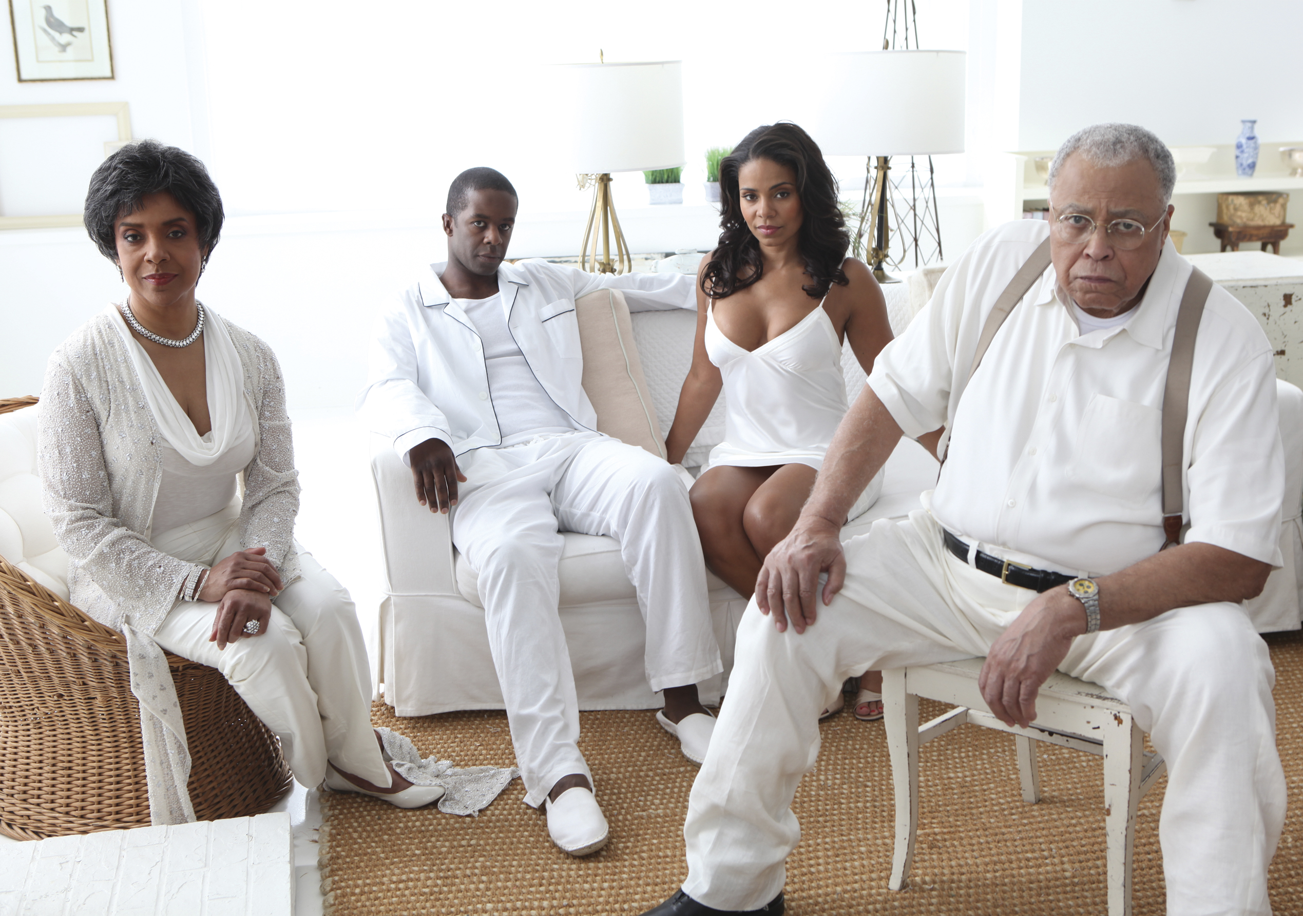 CAT ON A HOT TIN ROOF With Jones, Rashad, Lester & Lathan Previews 11/21 In The West End