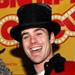 Photo Flash: Chad Doreck of 'Altar Boyz' as Celebrity Ring-Master