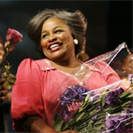 Photo Coverage: 'The Color Purple' with Khan & Winans Bows & Reception