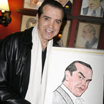 Photo Coverage: Chazz Palminteri Receives Sardi's Caricature