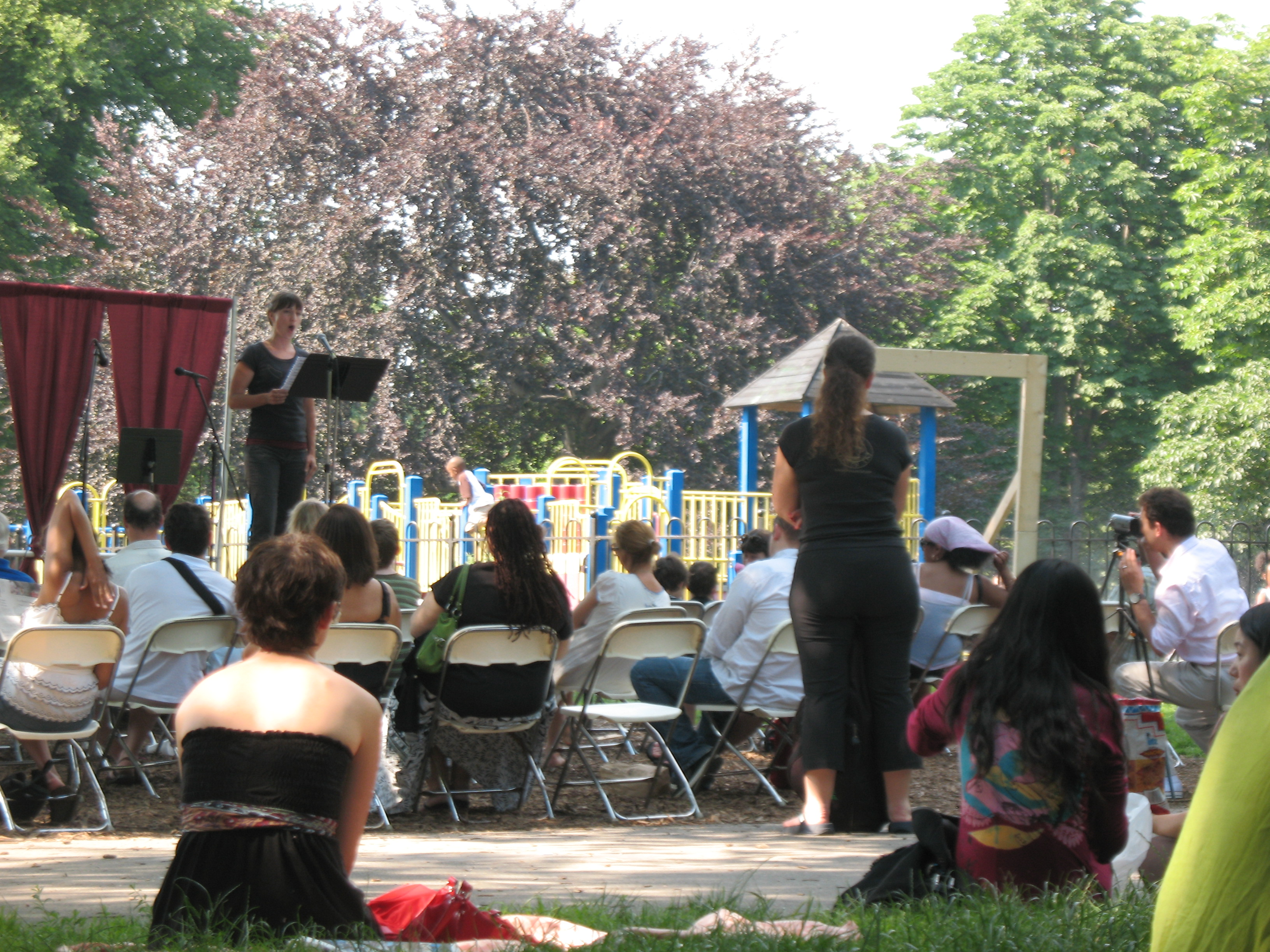 aop presents the voice of brooklyn free outdoor concert 6 21 in