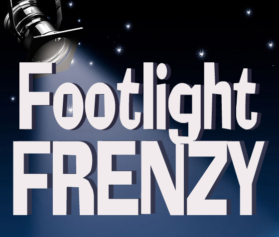 FOOTLIGHT FRENZY Comes To Pheonix Greyhound Park 8/28-11/15