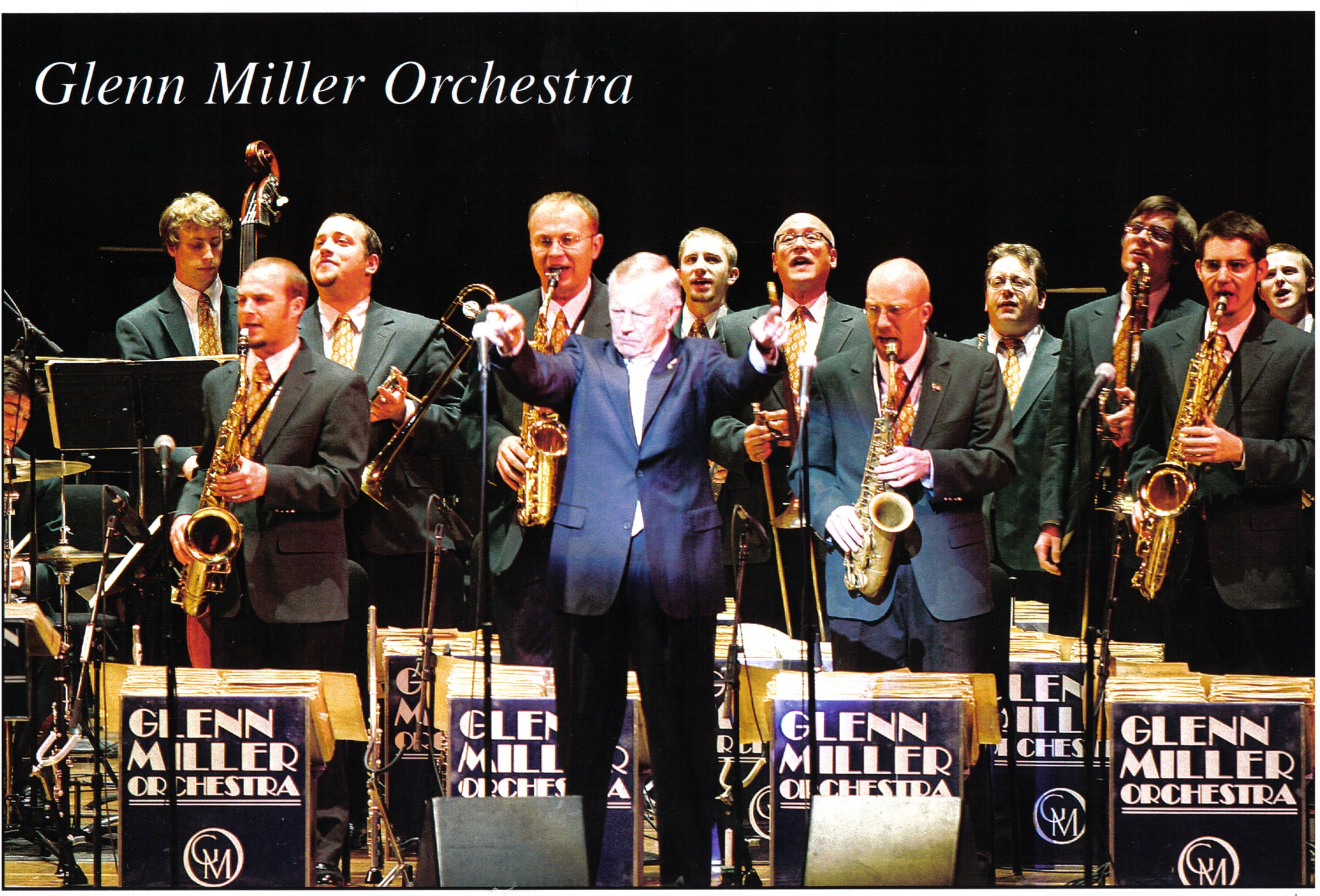 Westchester Broadway Theatre Presents THE GLENN MILLER ORCHESTRA 11/9