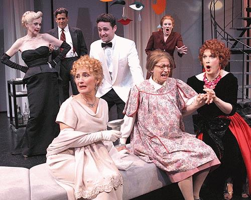 Auntie Mame - Production Photos